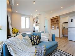 豪华大学生求职公寓/全新单间和床位/包水电/人才市场