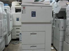 宝田一路复印机加碳粉 彩色复印机加墨