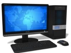 I3处理器带2G独显的台式电脑一套出售