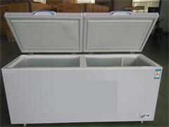 穗凌卧式冷冻冷藏可转换柜冷柜冷冻柜冷藏柜