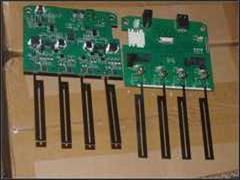 LED電子燈箱邊框配套拐角 彎角25邊框鋁型材轉角 超薄燈箱轉角