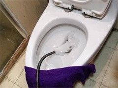 专业疏通与维修下水管道
