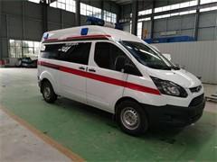 南阳病人出院救护车出租 正规救护车长途转运