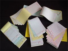 德州票据印刷-满意的票据印刷-票据印刷公司