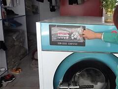 伊尔萨洗衣招熟手洗师傅