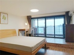 怡枫园 环境优美 室内温馨舒适干净整洁600即可入住