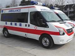 南阳跨省120救护车转运 急救车出租按公里收费