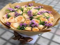 伊春市伊春区西繁荣街附近鲜花店电话订开业花篮生日鲜花蛋糕包送