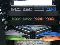 杭州園區駐地網寬帶布線安裝