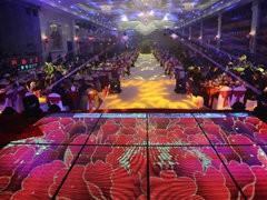 池州舞台搭建桁架会议年会LED大屏灯光音响租赁