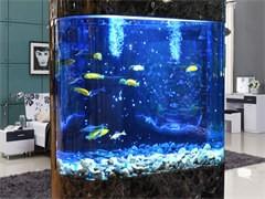 水族箱定制大型鱼缸定制 海鲜池量身定做
