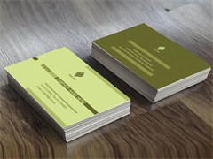 成都名片印刷/高端名片設計/各種PVC名片