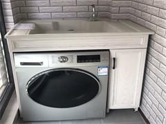 9成新的西门子变频滚筒洗衣机及伊莱克斯双门冰箱
