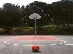 杭州塑膠籃球場施工