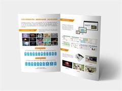 名片PVC片复写联单宣传单折页不干胶印刷