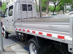 4.8米箱式货车