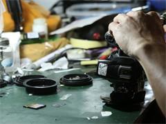 专业维修数码相机 镜头 20年经验为您服务