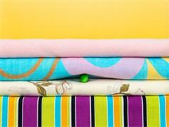 純棉斜紋印花四件套棉布布料批發床上用品被套床單面料 廠家直銷