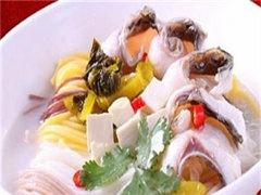 赤峰三国水煮鱼加盟费用 鱼火锅加盟国水煮鱼样