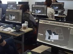 平面设计培训 讲练结合 掌握更加牢固