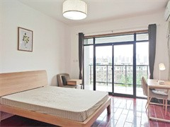人才市场旁求职公寓 单间床位 包水电 无押金