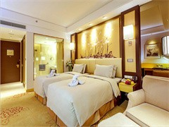 万达嘉年华酒店标准房 住宿一晚特价