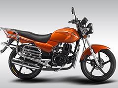豪爵铃木DK150摩托