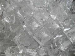 岳阳工业冰块批发 食用颗粒冰块