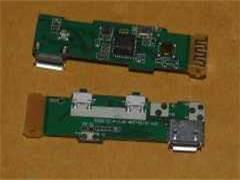 供應直徑1.5mm雙腳母端,1.5雙鉚公母端防水插端子