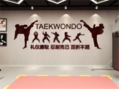 洪流武道搏擊身型訓練型拳館適合搏擊的體型洪流武道