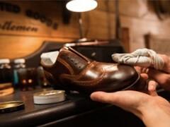 鞋管家洁鞋中心,洗鞋擦鞋修鞋皮衣皮具护理保养,改色翻新