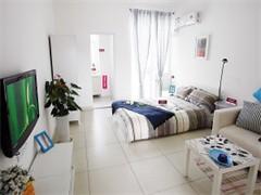 人才市场旁求职公寓 全新装修 高素质合租