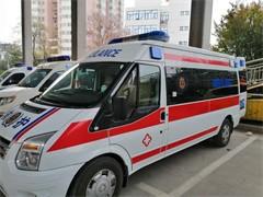宣城120救护车出租 正规救护车长途转运