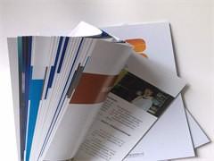 專業畫冊印刷、樣本印刷、手提袋海報、不干膠印刷