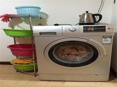 转让海尔全自动洗衣机包运