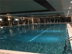 潮庭健身游泳会所期待你的加入