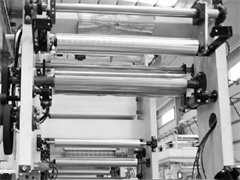 大誠光馳東芝噴頭印刷機 亞克力廣告印刷機