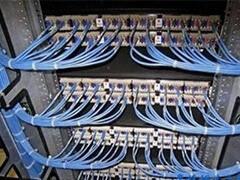 成都監控器圖片 LED屏 門禁 道閘系統安裝 機房建設