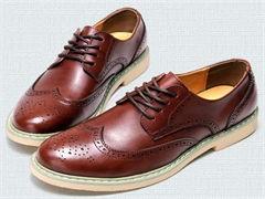 廠家直銷批發 男士正裝鞋日常皮鞋特大碼皮鞋38-48碼定做