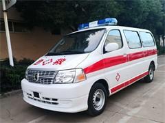 漳州跨省120救护车转运患者长途护送