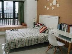 大上海广场 2室 2厅 98平米 整租