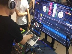 岳阳DJ打碟培训学
