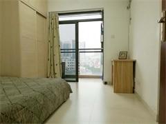 出租金色領地兩房一廳僅1300月