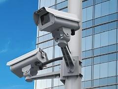 隆盛大厦 佳能复印机安装监控系统