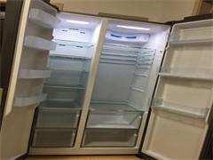 去年十月購買的新機,5公斤 另有雪村三門保鮮柜,榮