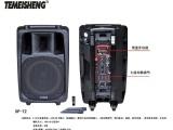 新款特美声DP-T2专业有源舞台音响便携