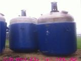 喀什二手3吨不锈钢反应釜订购