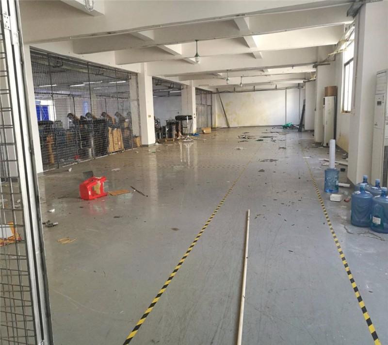 沙井九九工业城1399平米带装修厂房出租