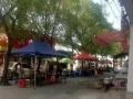 永中 位置好人流量大前面菜市场 商业街卖场 23平米