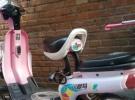 转让一台女士骑的电动车650元